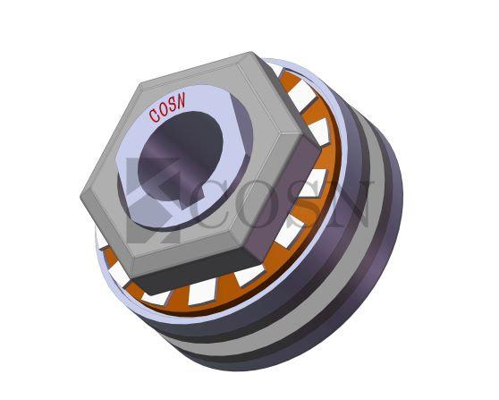 SE经济摩擦-扭矩限制离合器