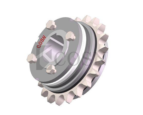 SCF摩擦式(轴-链轮/天博体育官网 克罗地亚/齿轮/带轮等)